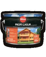 Восковий лакобейц для деревини Altax PROFI-LASUR