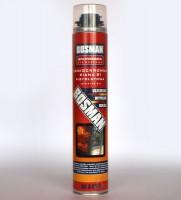 Піна монтажна вогнетривка BOSMAN B1 поліуретанова під пістолет